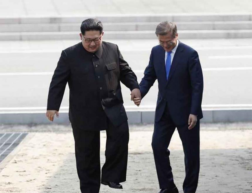 Iznenadni susret dvojice lidera