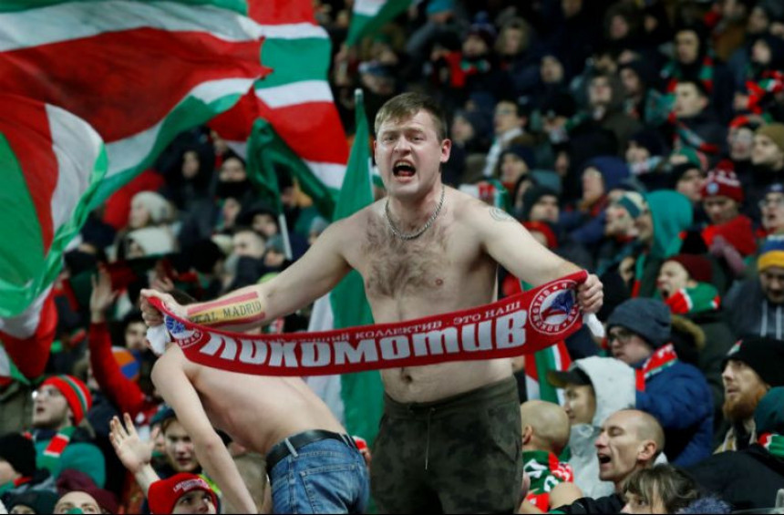 Rasplet u Rusiji: Lokomotiva u Ligi šampiona!
