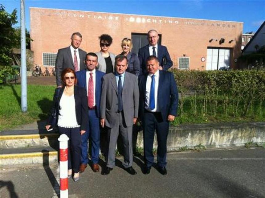 Parlamentarci u posjeti Hagu