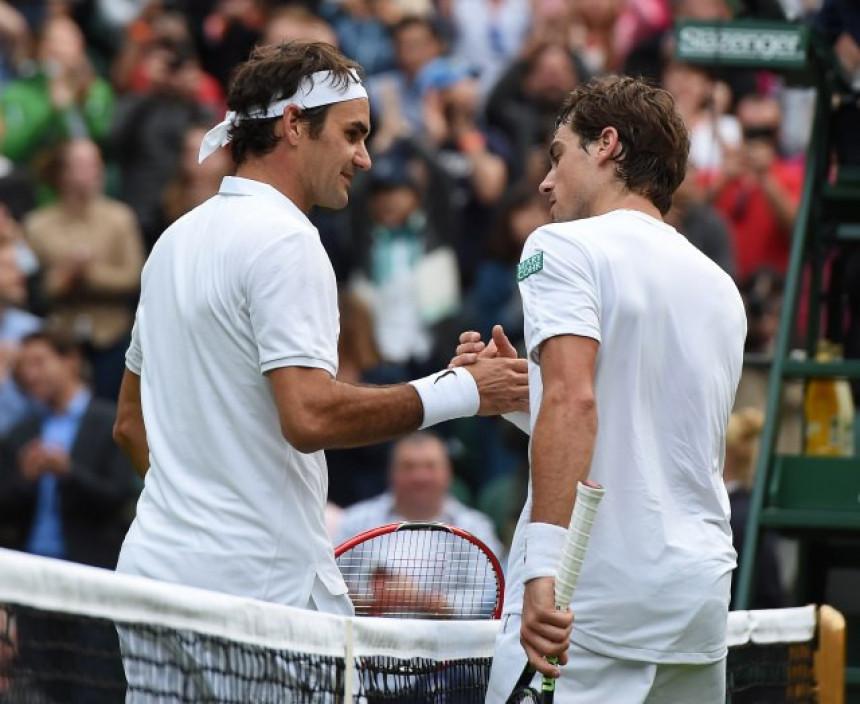 ''Federer radi šta mu se prohte!''
