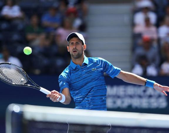 US open: Novakova rutina bez brejk lopte za rivala!