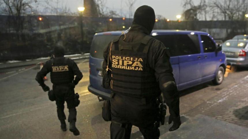 Hapšenja: Akcija SIPE u Novom Gradu