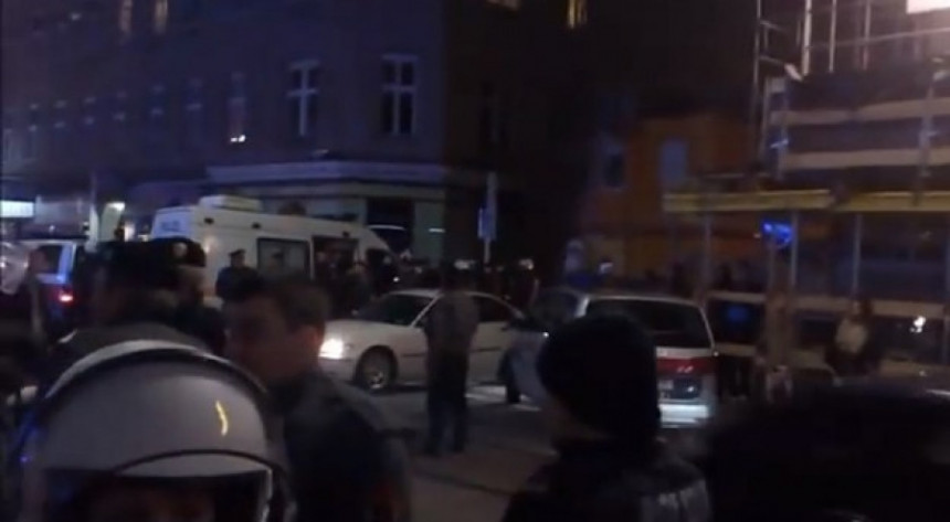 Tuča Bosanaca, Srba i Hrvata