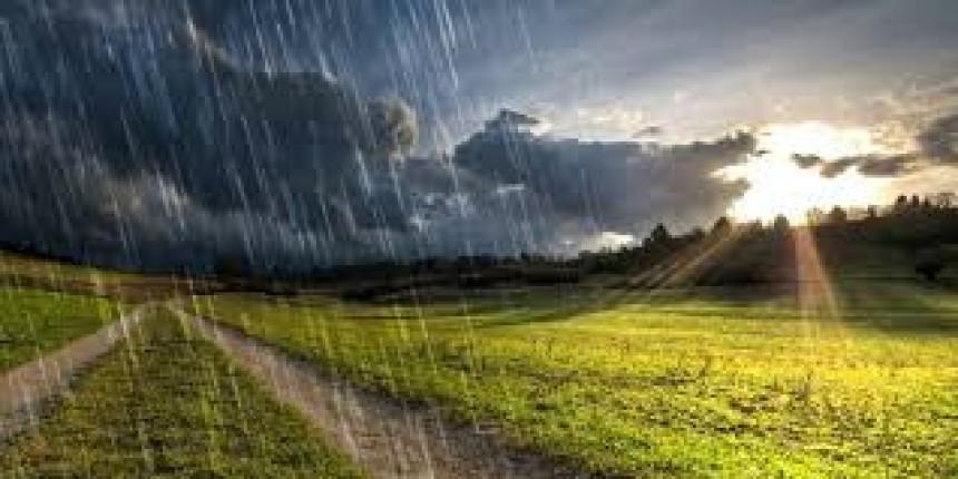 Oblačno sa kišom poslije podne razvedravanje