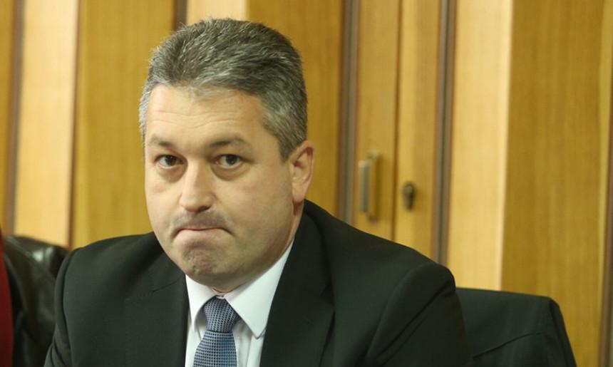 Smjena Ilinčića, Gligorić na čelu Željeznica RS