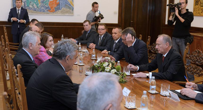 Nikolić: Nastavljamo saradnju sa Rusijom