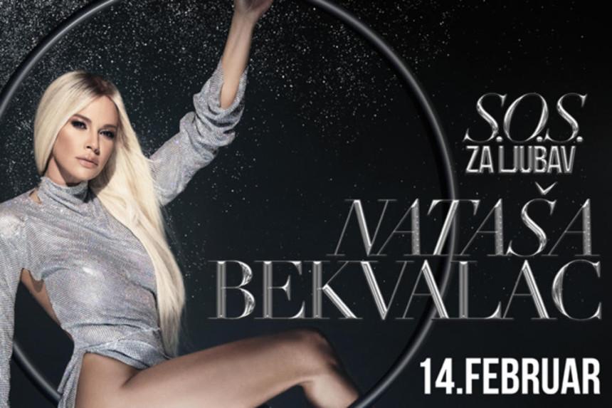 Nataša Bekvalac slavi 20 godina rada koncertom u Areni!