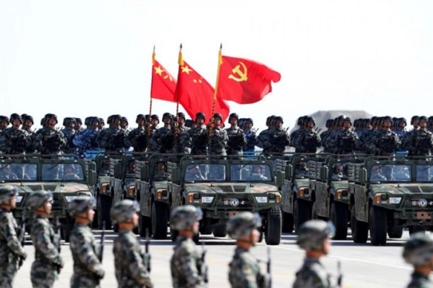 """Kina predstavila """"čarobno oružje"""""""
