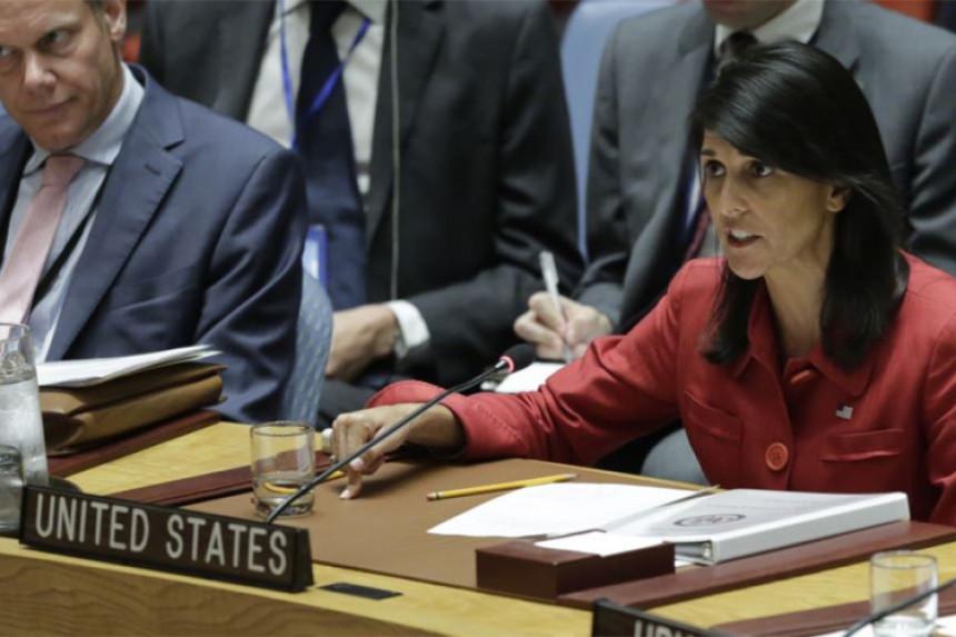 Amerika počela kažnjavati UN