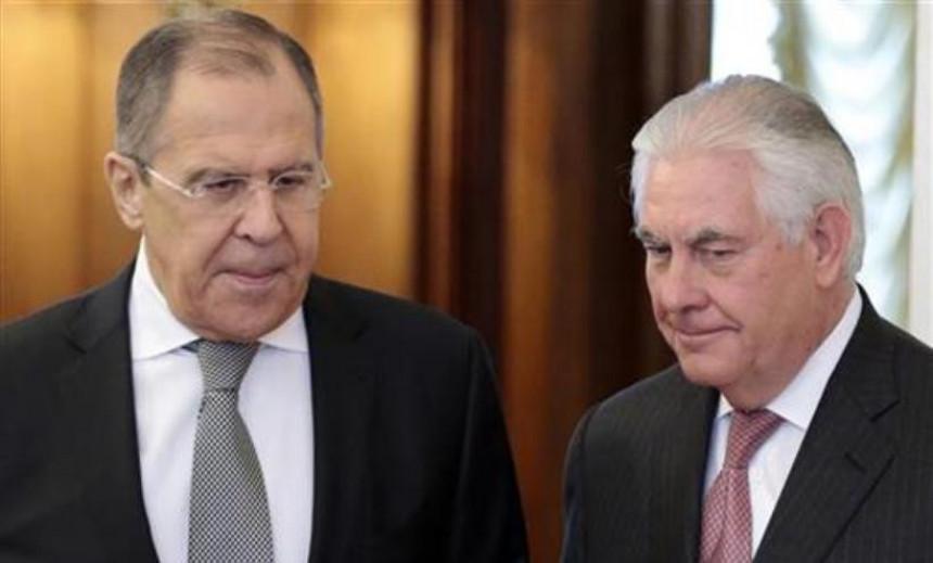 Lavrov razgovarao sa Tilersonom
