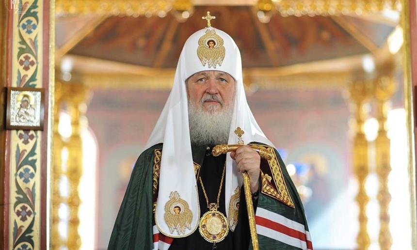 Ruski patrijarh čestitao Savindan