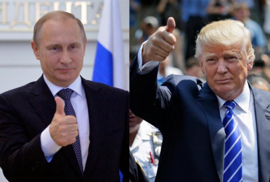 Putin i Tramp će razgovarati u subotu