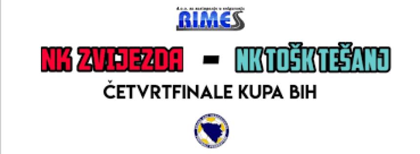Kup BiH: TOŠK na korak od polufinala!