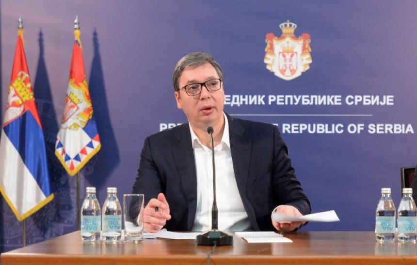 Vučić o stanju na Kosovu