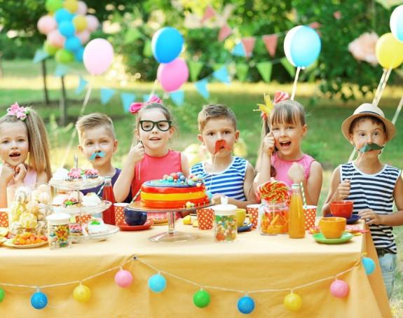 Dječji rođendani, nekad i sad