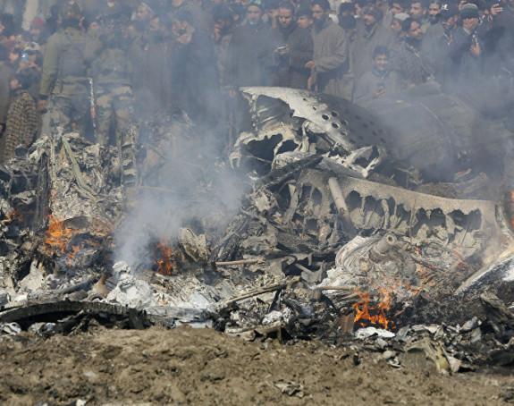 Oborena dva indijska aviona