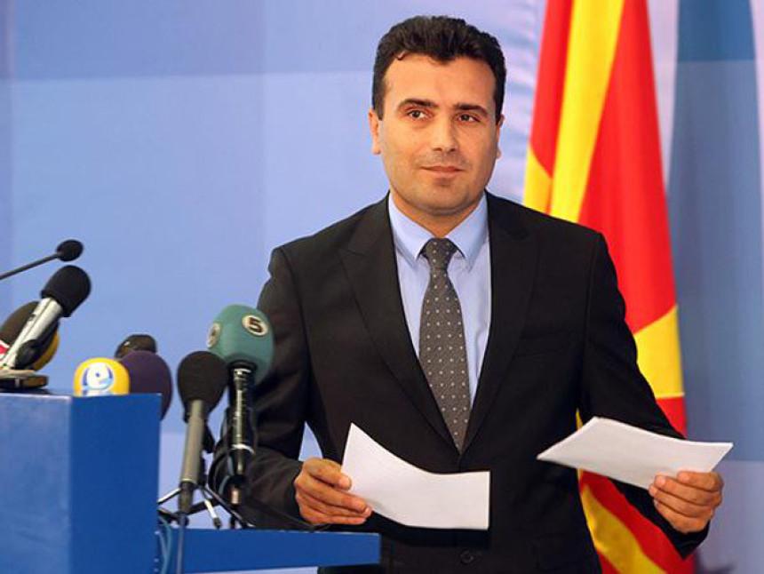 Zaev: Makedonija neće tužiti Srbiju