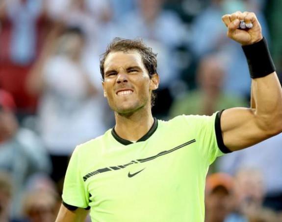 Majami - Nadal u klubu 1.000: Prvo ''krompir'', pa preokret!