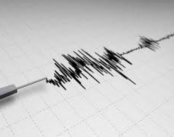 Zemljotres slabijeg intenziteta