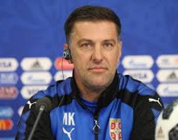 Tri izmjene u timu Srbije