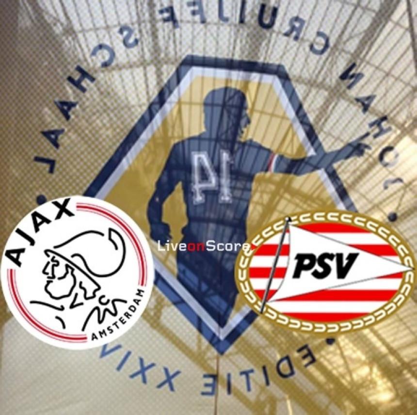 Spektakl na otvaranju sezone, Ajaks - PSV!