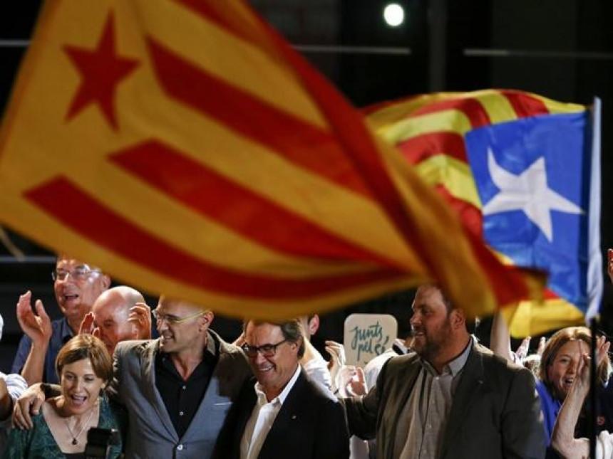 Katalonija od danas nezavisna