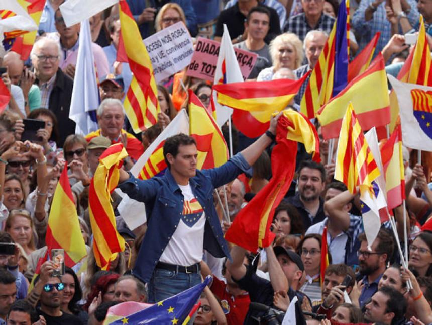 Novi protesti za jedinstvo Španije: Zaustavite ludilo