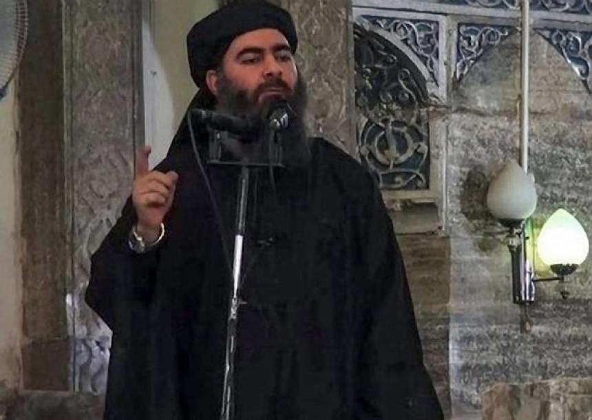 Snimak napada u kojem je ubijen šef ID al Bagdadi