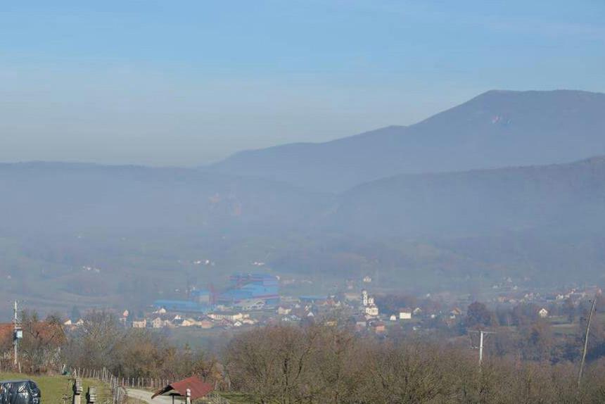 Dan nakon otvaranja fabrike u Mrkonjiću