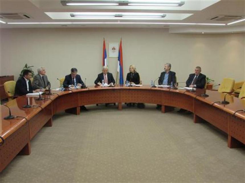 Počela sjednica Komisije u NSRS