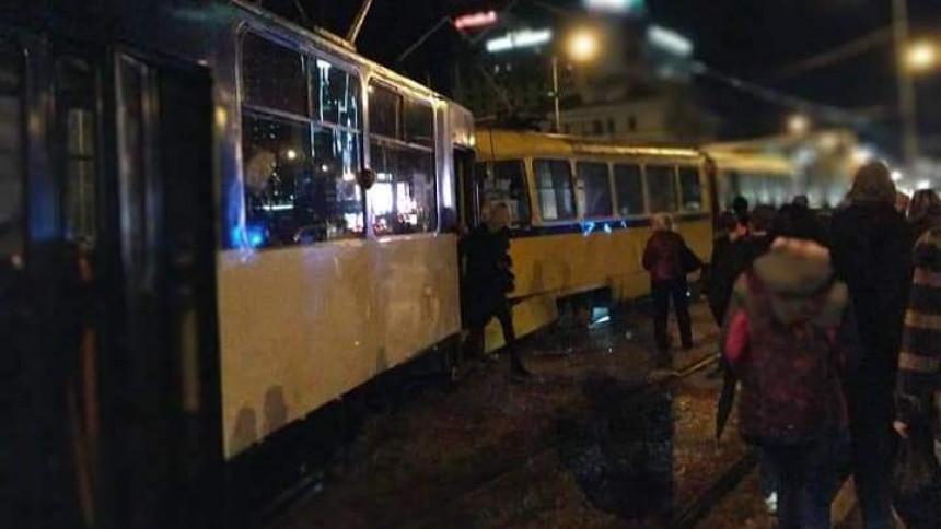 Sudarila se dva tramvaja u SA, ima povrijeđenih