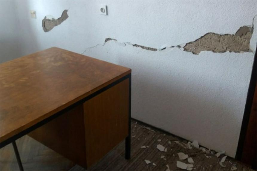 Zbog zemljotresa škole zatvorene u Hercegovini