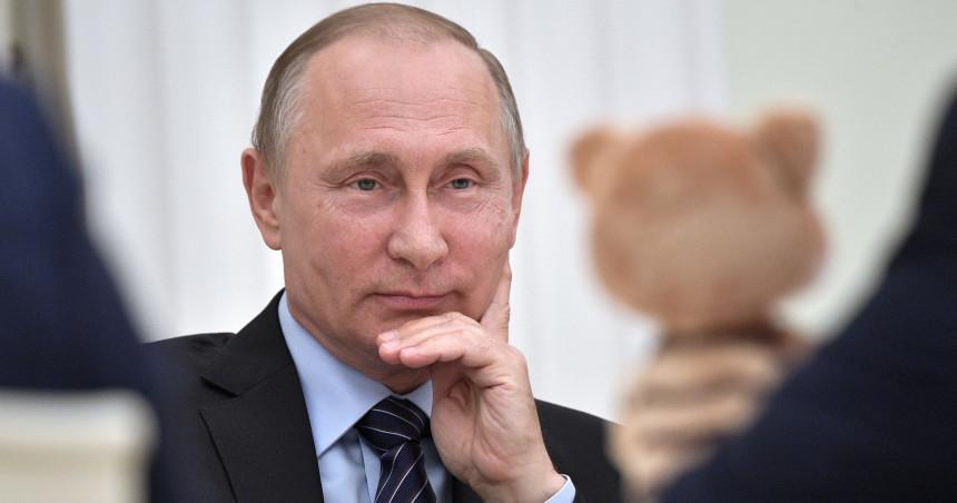 Prihvaćena Putinova kandidatura