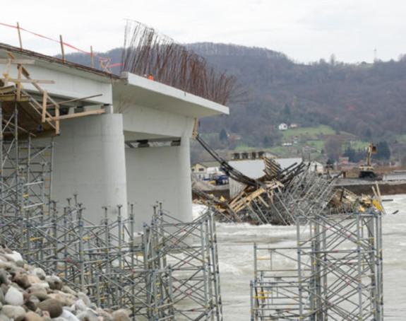 """Teče izgradnja """"Bratoljuba"""" na Drini"""
