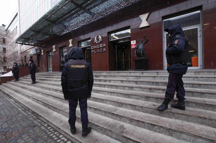 Upad policije kod protivnika Putina