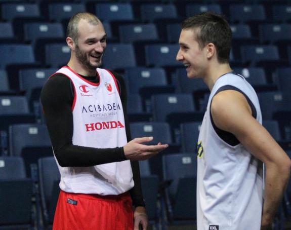 Video - Bogdan i Simon otkrivaju: Ovako se postaje šuter...!