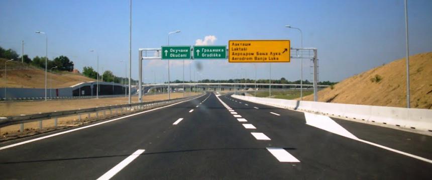Kilometri autoputa najskuplji u regionu