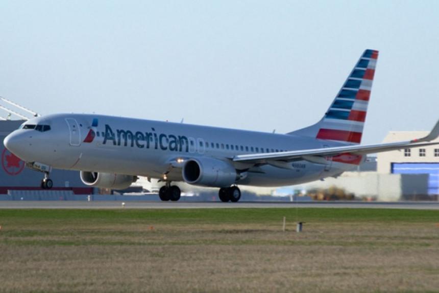 Hitno prizemljenje aviona u SAD