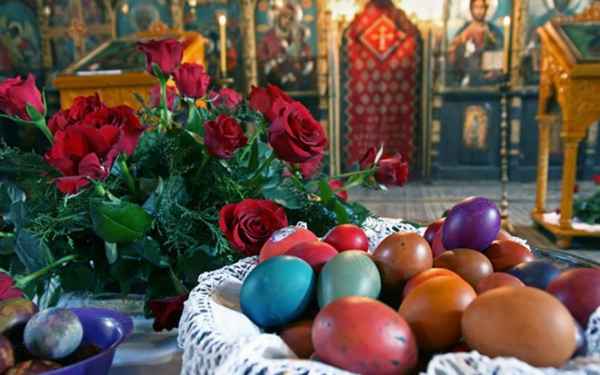 Širom Srpske obilježen Vaskrs