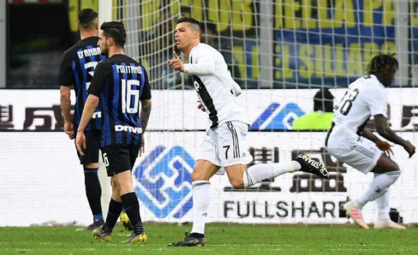 """ITA: Juventusu bod, Interu """"minus dva""""!"""