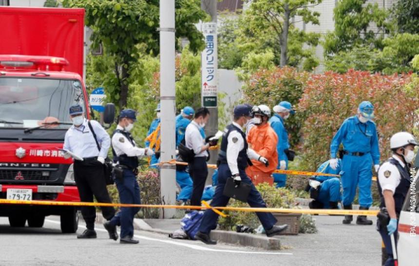 Napad u Japanu, dvoje mrtvih