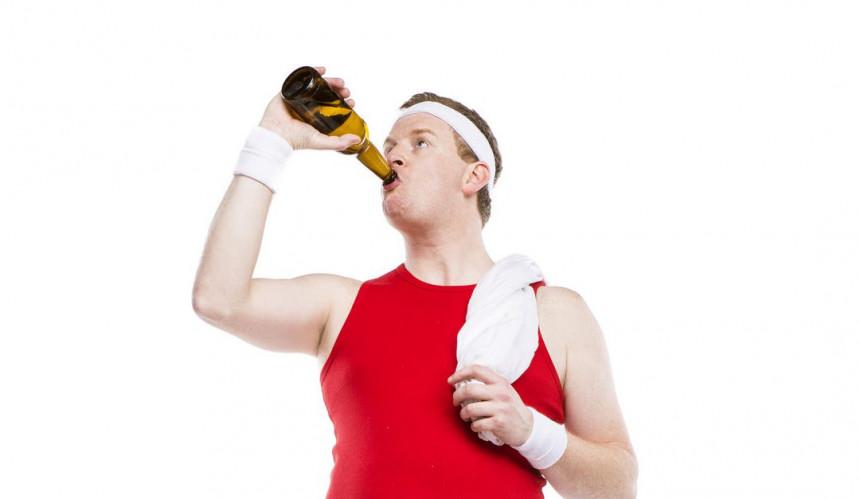 Pivo posle treninga? Nikako!