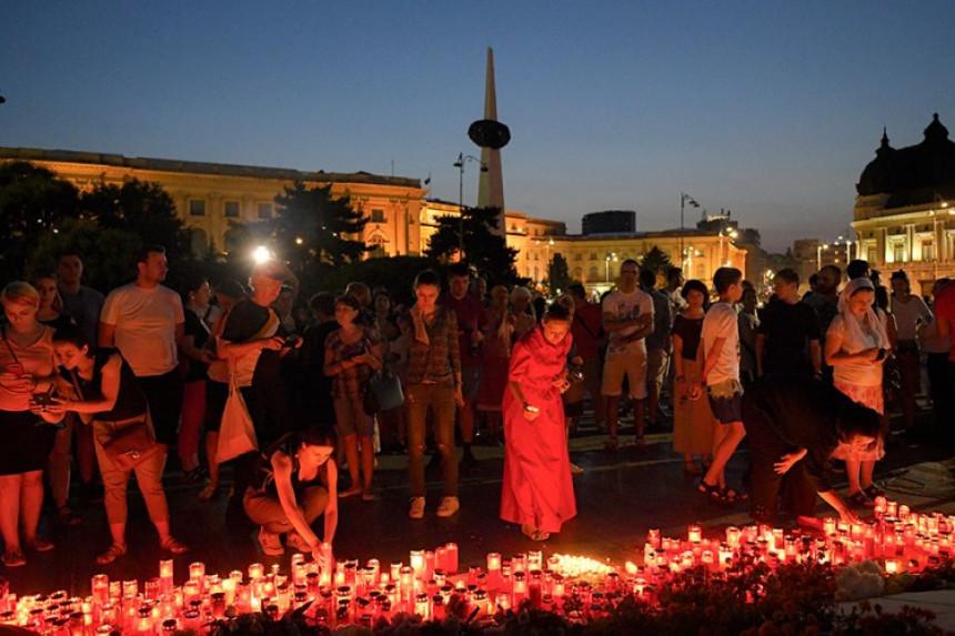 Protest zbog ubijene djevojke