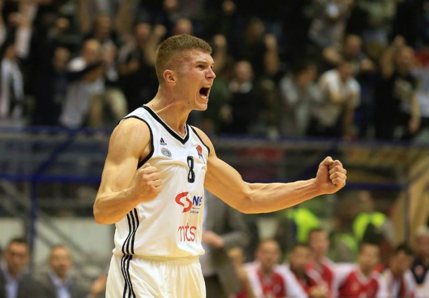 Murić: Vratio bih se u Partizan!