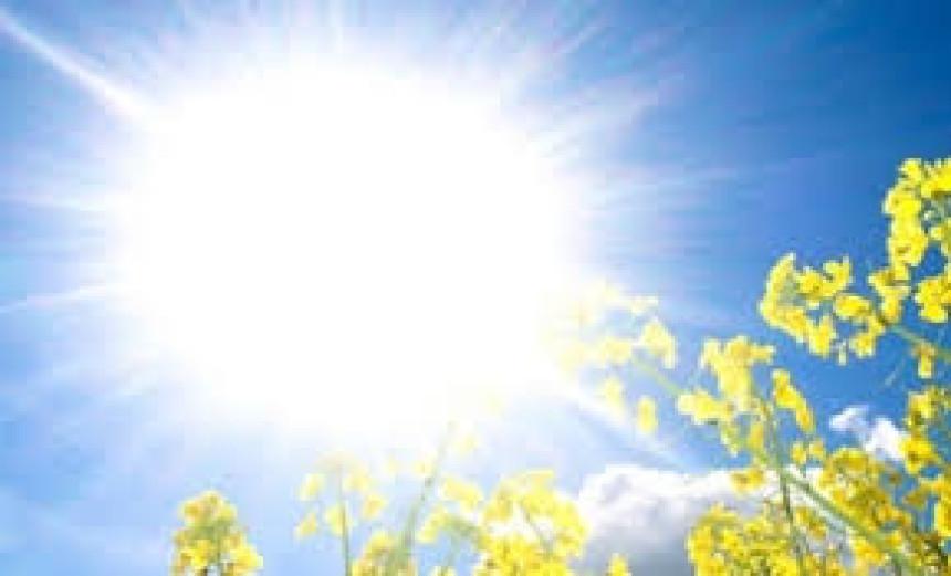 Danas u Srpskoj sunčano i toplije temperatura do 27