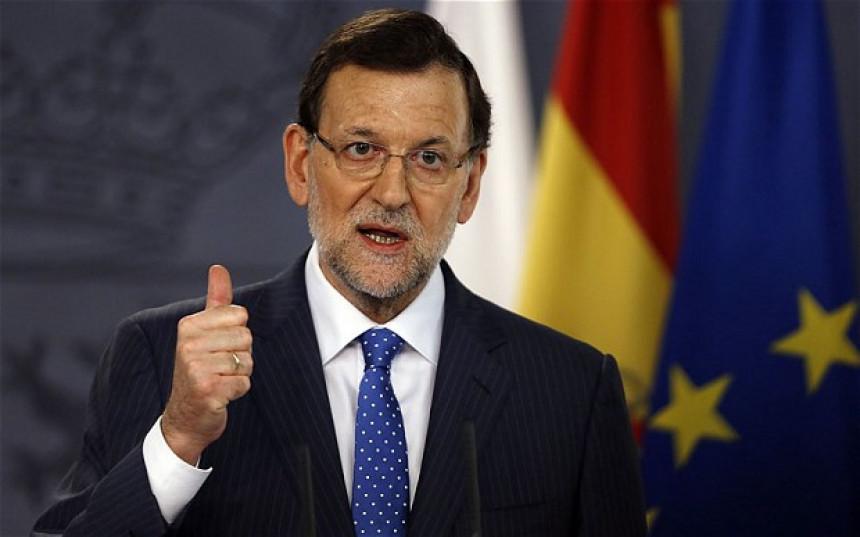 Španija preuzela kontrolu