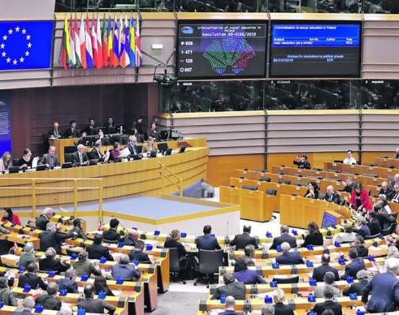 Evropski parlament o vanrednoj situaciji