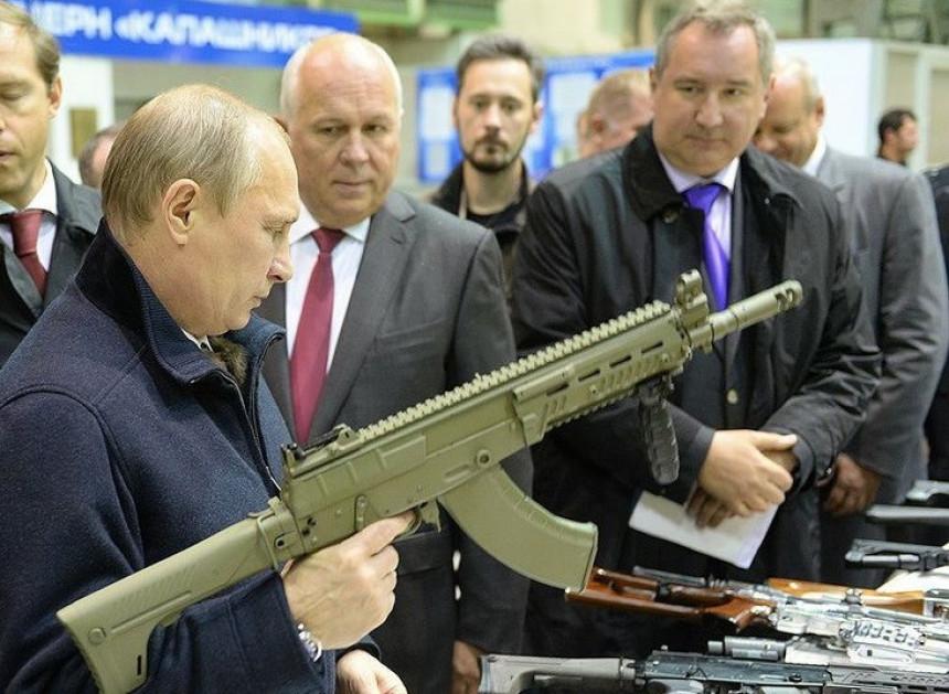 Putin pozvao Evropu na vojnu saradnju