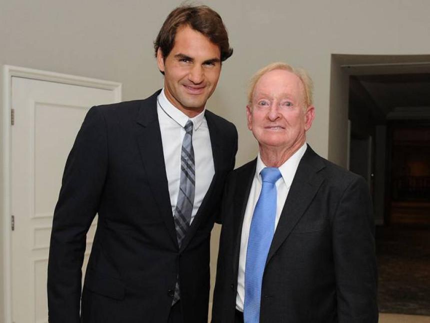 ''Federer je najbolji u istoriji!''