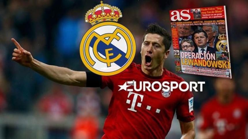 Ono što Bajern radi Dortmundu - Real radi njima!